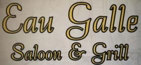 Eau Galle Saloon & Grill – Eau Galle