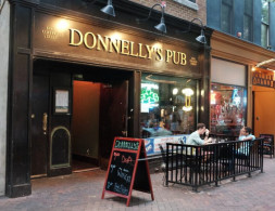 Donnelly's Pub (Andrew's Bar Exam) – Iowa City